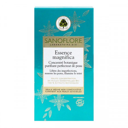 Sanoflore Essence Magnifica Concentré Botanique 30ml