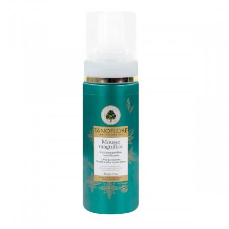 Sanoflore Mousse Magnifica Nettoyant Purifiant 150ml
