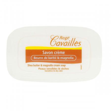 Savon Crème Beurre de Karité Magnolia Rogé-Cavaillès 115g