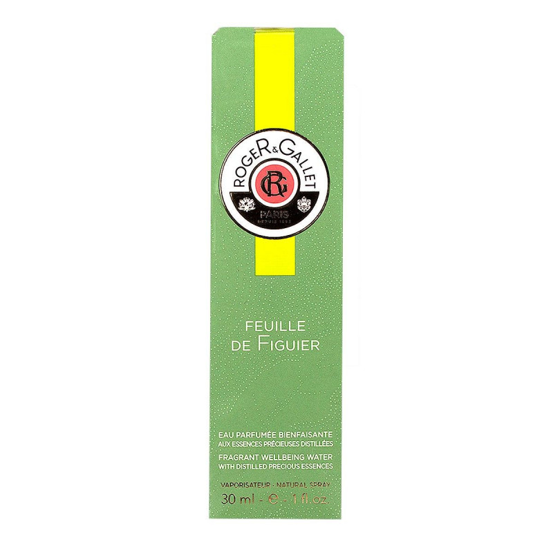 Eau Parfumée Bienfaisante Feuille de Figuier Roger&Gallet 30ml