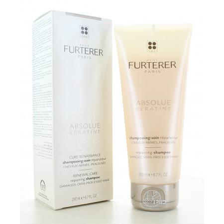 Furterer Absolue Kératine Shampooing-soin Réparateur 200ml