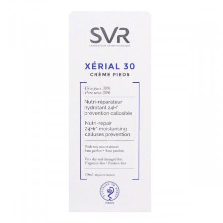 SVR Xérial 30 Crème Pieds 50ml