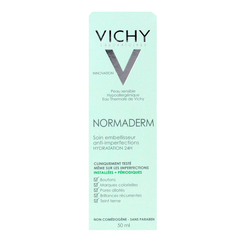 Soin Embellisseur Anti-imperfections Normaderm Vichy 50ml