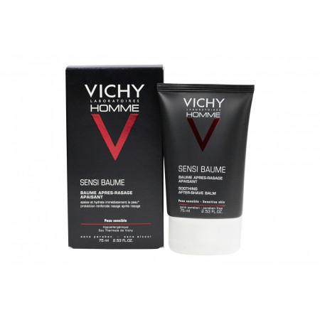 Vichy Homme Sensi Baume Après-rasage 75ml
