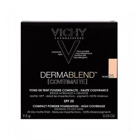 Vichy Dermablend Covermatte Fond de Teint Nude 25