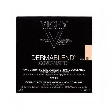 Vichy Dermablend Covermatte Fond de Teint Opal 15