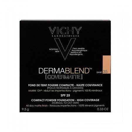 Vichy Dermablend Covermatte Fond de Teint Sand 35