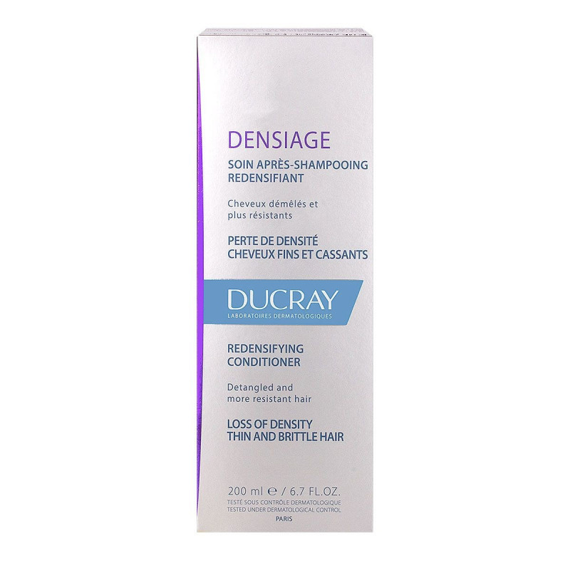 Soin Après-shampooing Redensifiant Densiage Ducray 200ml