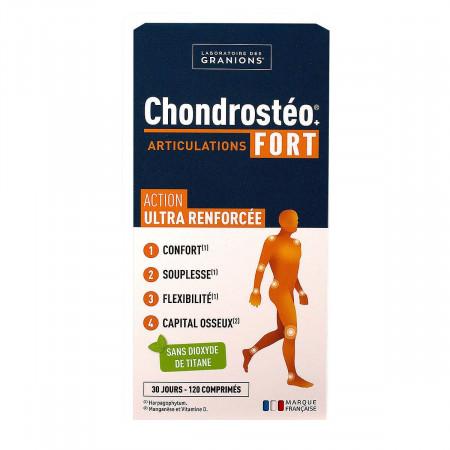 Chondrostéo+ Fort Articulations 120 comprimés