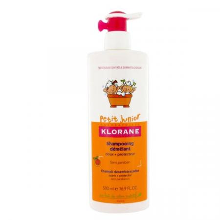 Klorane Petit Junior Shampooing Démêlant 500ml
