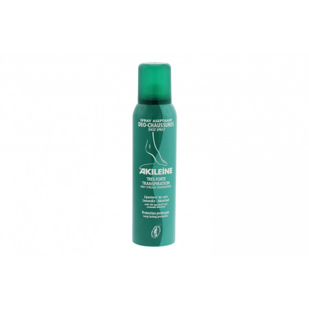 Akileïne Spray Aseptisant Déo-chaussures 150ml