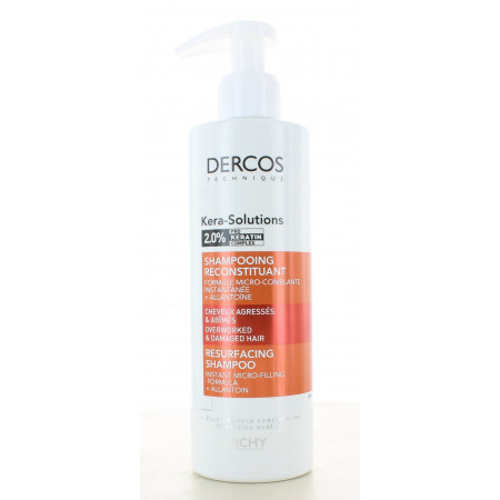 Dercos Vichy Kera-Solutions Shampooing Reconstituant 250ml