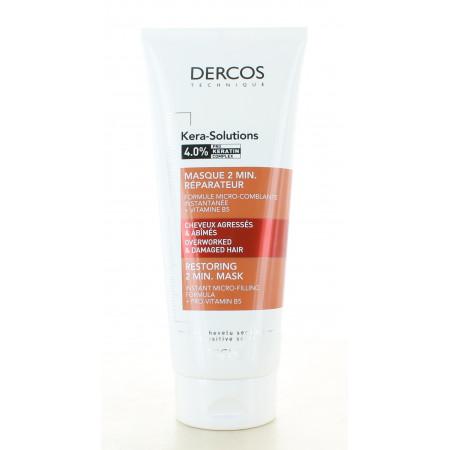 Dercos Vichy Kera-Solutions Masque 2min. Réparateur 200ml