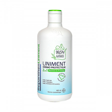 Bepanthen Liniment Dermo Protecteur 400ml