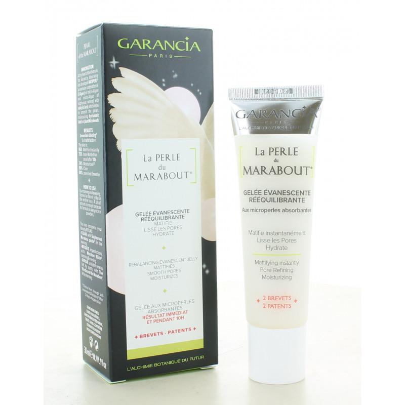 Garancia [La Perle du Marabout] Gelée Évanescente Rééquilibrante 30ml