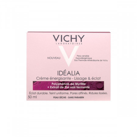 Vichy Idéalia Crème Énergisante Peau Sèche 50ml