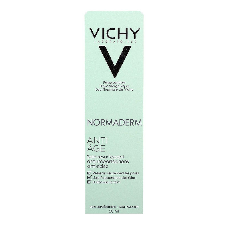 Vichy Normaderm Soin Resurfaçant Anti-âge 50ml