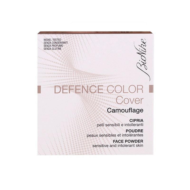 Bionike Poudre Defence Color Cover Camouflage 10g