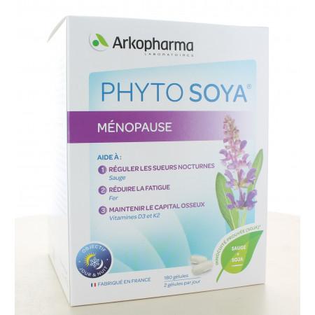 Arkopharma Phyto Soya Ménopause 180 gélules