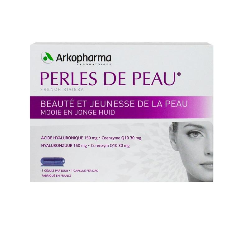 Arkopharma Perles de Peau 150mg 30 gélules