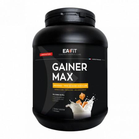 EaFit Gainer Max Saveur Caramel 1.1kg