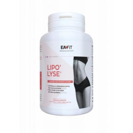 EaFit Lipo' Lyse 180 capsules
