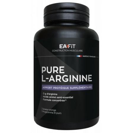 EaFit Pure L-Arginine Saveur Orange 141g