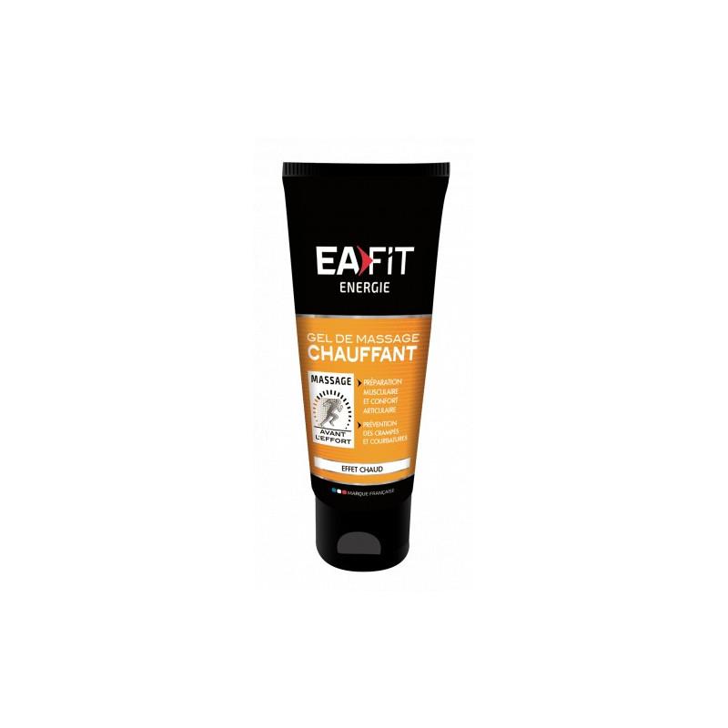 EaFit Gel de Massage Chauffant 75ml