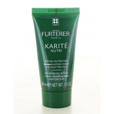 Furterer Karité Nutri Masque Nutrition Intense 30ml