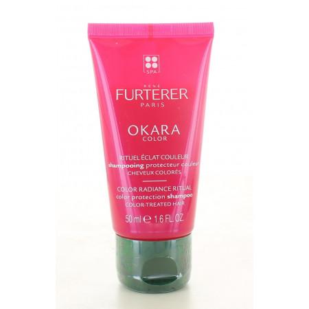 Furterer Okara Color Shampooing Protecteur Couleur 50ml