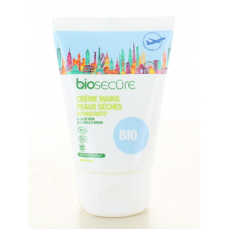 Biosecure Crème Mains Bio 50ml