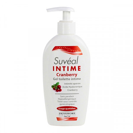 Suveal Intime Cranberry Gel Toilette Intime 200ml