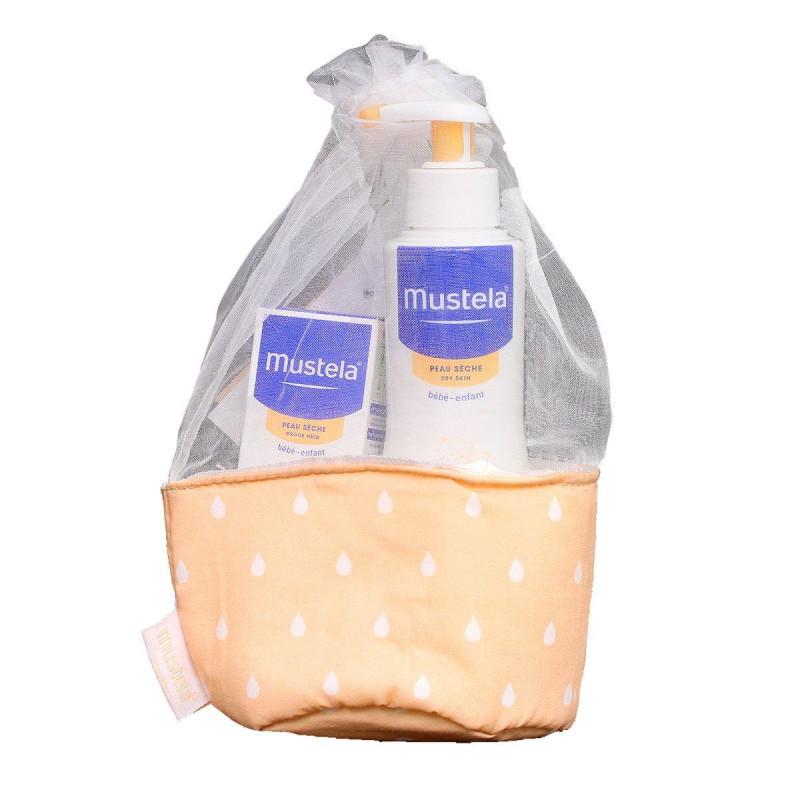 Mustela Gel Lavant Cold Cream 300ml + Crème Nourrissante Cold Cream 40ml offerte