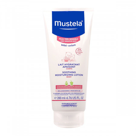 Mustela Lait Corps Hydratant Apaisant 200ml