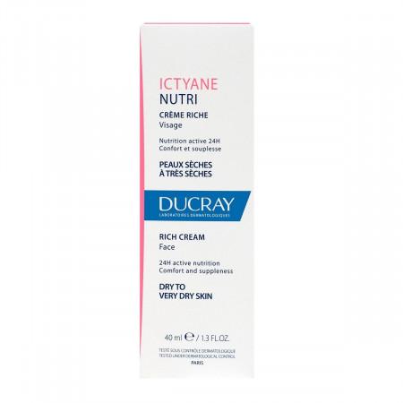 Ducray Ictyane Nutri Crème Riche 40ml