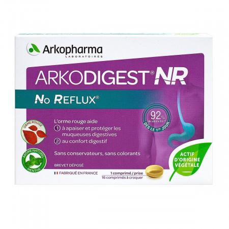 Arkodigest No Reflux 16 comprimés