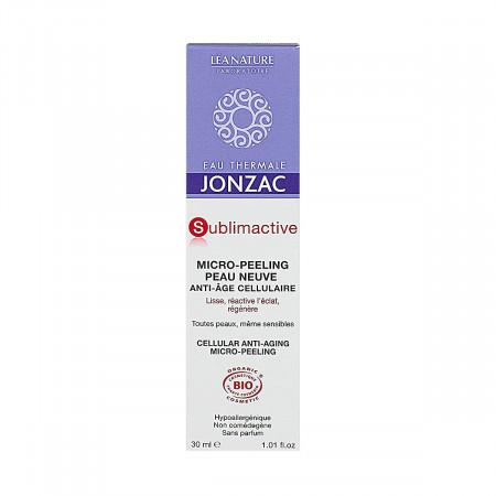 Jonzac Sublimactive Micro-peeling Peau Neuve 30ml