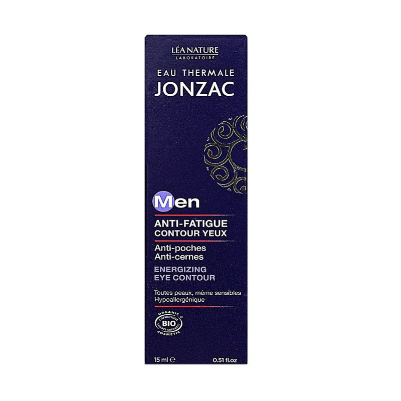 Jonzac Men Anti-fatigue Contour Yeux 15ml