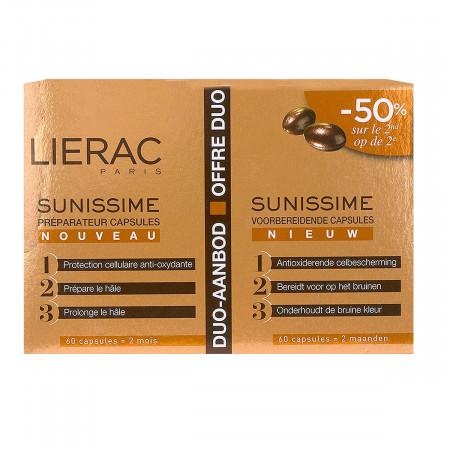 Lierac Sunissime Préparateur 2x30 capsules