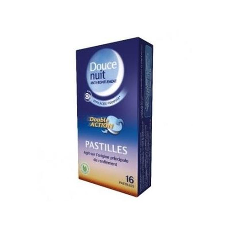 Pastilles anti-ronflement Doucenuit
