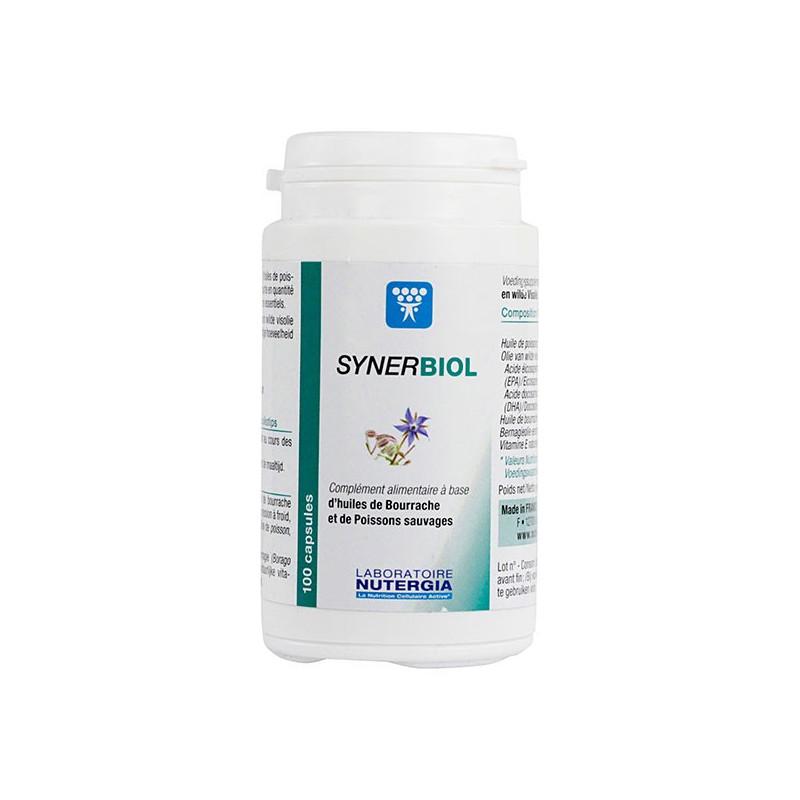 Nutergia SynerBiol 100 capsules