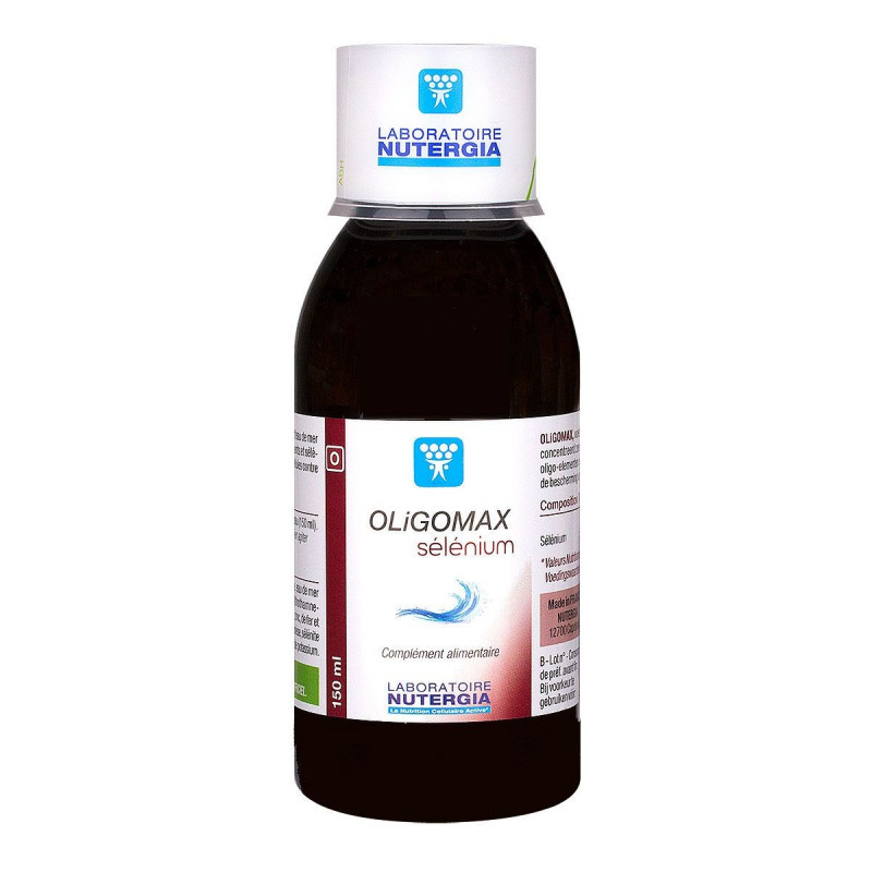 Nutergia OligoMax Sélénium 150ml