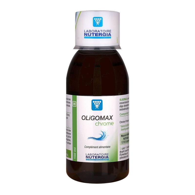 Nutergia OligoMax Chrome H 150ml