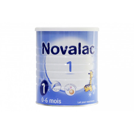 Novalac 1 0-6 mois 800g