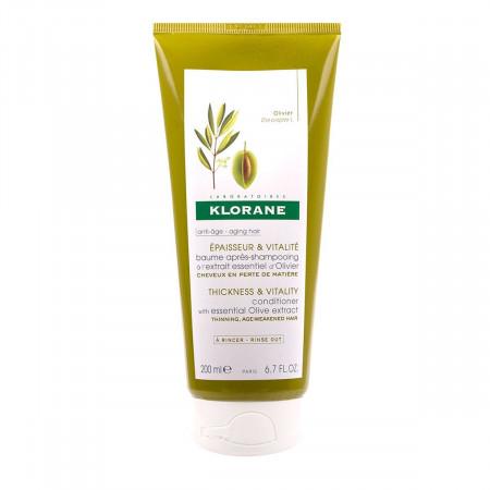 Klorane Baume Après-shampooing Olivier 200ml