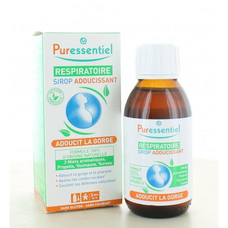Puressentiel Respiratoire Sirop Adoucissant 125ml