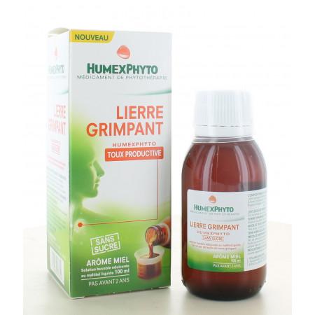 HumexPhyto Lierre Grimpant Sans Sucre Arôme Miel 100ml