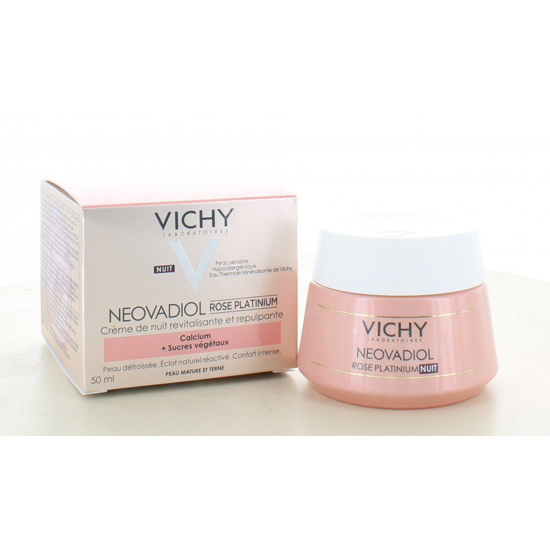Vichy Neovadiol Rose Platinium Crème de Nuit 50ml