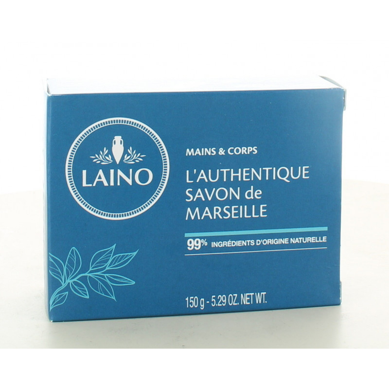 Laino L'Authentique Savon de Marseille 150g