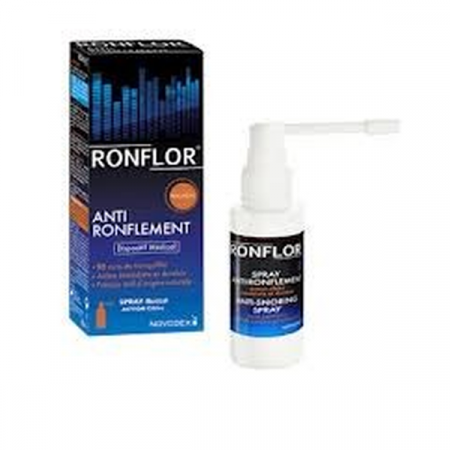 RONFLOR SPRAY ANTI-RONFEMENT 50 ML